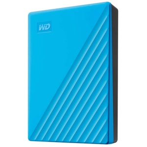My Passport - 4To/ USB 3.2/ Bleu