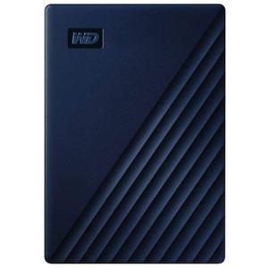 My Passport for Mac - 2To/ USB 3.2/ Bleu