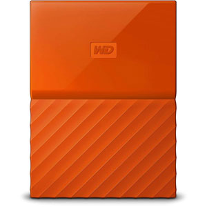 My Passport - 2To/ USB 3.0/ Orange
