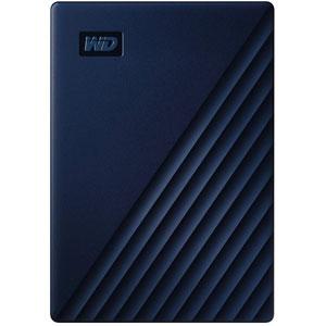My Passport for Mac - 5To/ USB 3.2/ Bleu