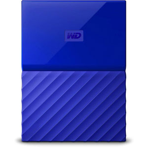 My Passport - 4To/ USB 3.0/ Bleu