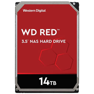 photo WD Red 3.5  SATA 6Gb/s - 14To