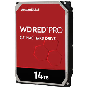 photo WD Red Pro 3.5  SATA 6Gb/s - 14To