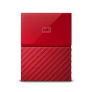 My Passport - 1To/ USB 3.0/ Rouge