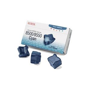 photo 3 x Bâtonnets d'encre solide Cyan - 108R00669