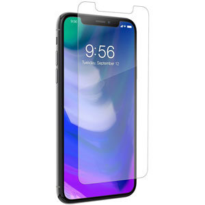 photo InvisibleShield Glass+ pour Iphone X