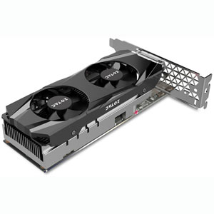 GeForce GTX 1050Ti 4Go LP
