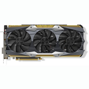 Geforce GTX 1080TI AMP Extreme Core Edition