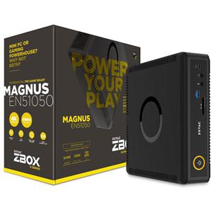 ZBOX MAGNUS EN51050 - i5 / GTX1050