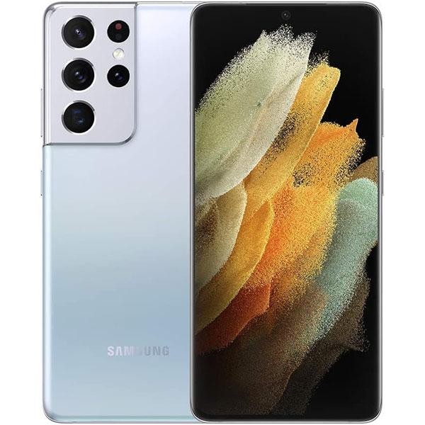 "SAMSUNG Téléphone mobile Galaxy S21 Ultra 5G - 6.8"" / 128Go / Argent"