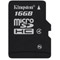 KINGSTON Micro SDHC 16 Go classe 4