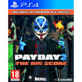 Photos Payday 2 The Big Score (PS4)