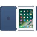 Photos Coque silicone pour iPad mini 4 - Bleu Atlantique