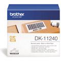 Photos Étiquettes code à barres - DK11240