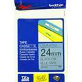 Photos TZe551 - Noir sur bleu