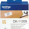 Photos DK11209 - Étiquettes adresses