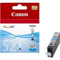 Photos Cartouche d'encre Cyan - CLI-521C