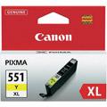Photos Cartouche d'encre Jaune - CLI-551Y XL