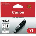 Photos Cartouche d'encre gris - CLI-551GY XL