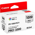 Photos PFI-1000 PGY - Gris photosensible / 3165 pages