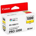 Photos PFI-1000 Y - Jaune / 80 ml