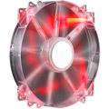 Photos MegaFlow 200 Red LED Silent Fan