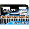 Photos Ultra Power AA/LR6 - Pack de 12 piles