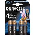 Photos Ultra Power 1.5V/AA - Pack de 4 piles