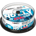 Photos Pack de 25 E-DVD+R DL 8,5GB 8X CB