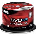 Photos Pack de 50 E-DVD+R 4,7GB 16X CB Shrink
