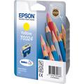 Photos Série Crayons - Jaune pigmenté - T0324