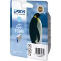 Photos Série Pingouin - Cyan clair - T5595
