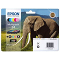Photos Série Elephant - Multipack - 24 (Pack de 6)