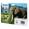 Photos Série Elephant - Multipack - 24XL (Pack de 6)