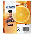 Photos Série Orange - Noir / N°33/ 250 pages
