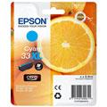 Photos Série Orange - Cyan/ N°33XL/ 650 pages