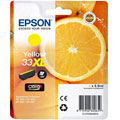 Photos Série Orange - Jaune/ N°33XL/ 650 pages