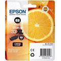 Photos Série Orange - Photo noire/ N°33XL/ 400 pages