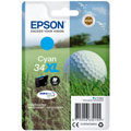 Photos Série Balle de golf Cyan - 34XL/950 pages