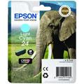 Photos Série Eléphant 24 - Cyan clair/ 360 pages
