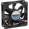 Ventilateur 80x80x25 mm à billes