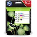Photos 912XL - Multipack couleur