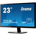 XU2390HS/23 LED 1080p VGA DVI HDMI Black