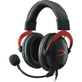 Photos HyperX Cloud II - Noir/Rouge