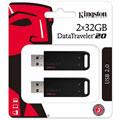 Photos DataTraveler 20 USB2.0 - 32Go (pack de 2)