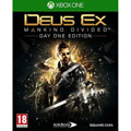 Photos Deus Ex Mankind Divided Day One Ed. (Xbox One)