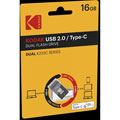 Photos K232C Dual USB2.0 Type-C - 16 Go