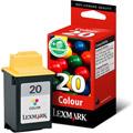 Photos Cartouche d'encre 3 couleurs - N°20