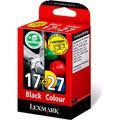 Photos Pack encre Noire + 3 couleurs - N°17 + N°27