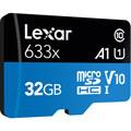 Photos MicroSDHC 633X - 32Go + Adaptateur SD